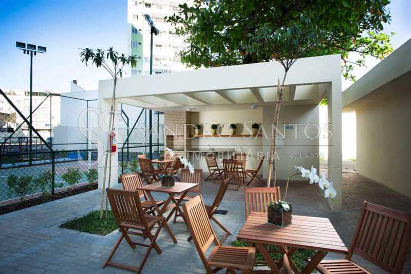 apartamento-fun!-residencial-e - Fachada - FUN! RESIDENCIAL E LAZER - 359 - 1
