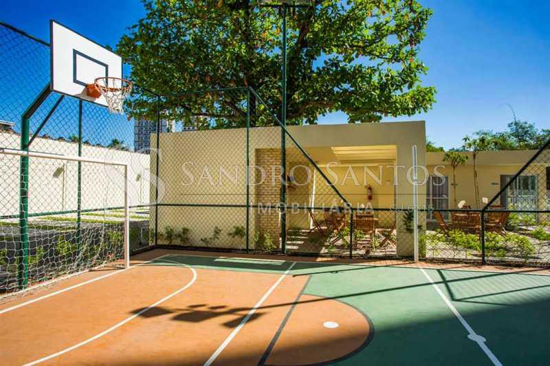 apartamento-fun!-residencial-e - Fachada - FUN! RESIDENCIAL E LAZER - 359 - 3