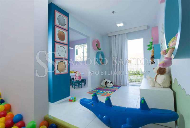 apartamento-fun!-residencial-e - Fachada - FUN! RESIDENCIAL E LAZER - 359 - 5