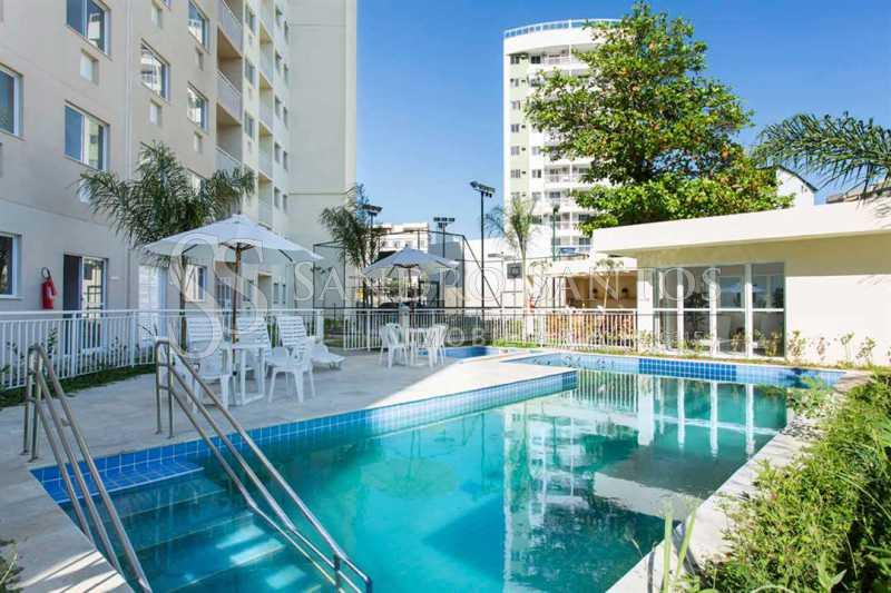 apartamento-fun!-residencial-e - Fachada - FUN! RESIDENCIAL E LAZER - 359 - 7