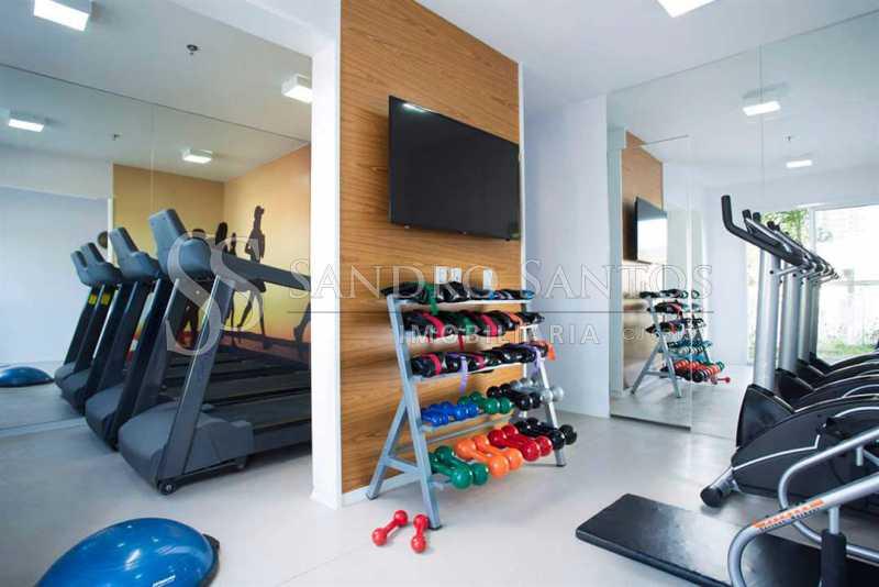 apartamento-fun!-residencial-e - Fachada - FUN! RESIDENCIAL E LAZER - 359 - 11