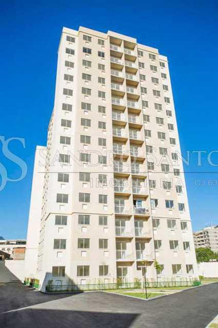 apartamento-fun!-residencial-e - Fachada - FUN! RESIDENCIAL E LAZER - 359 - 13
