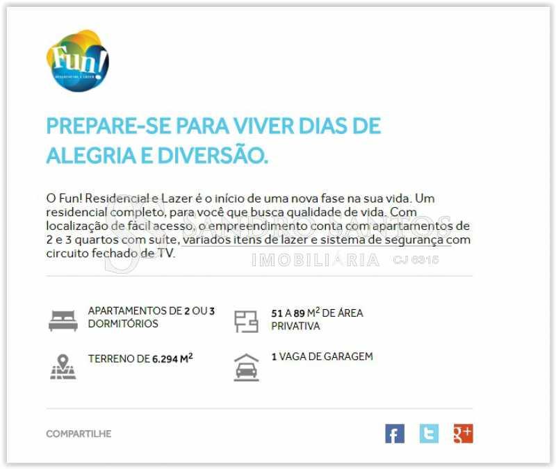 DESCRIÇÃO - Fachada - FUN! RESIDENCIAL E LAZER - 359 - 15