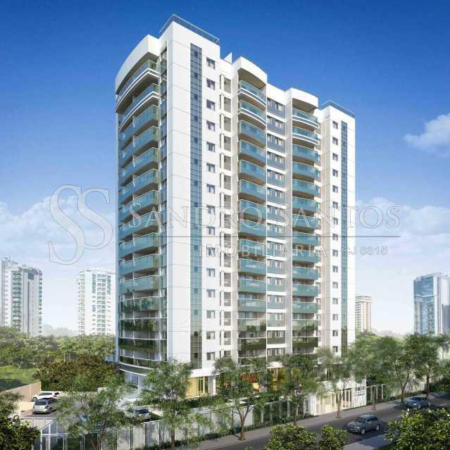 FACHADA. - Fachada - In Side Península Home Design - 373 - 2