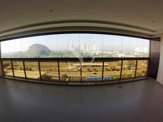ss - Apartamento 3 quartos para alugar Barra da Tijuca, Zona Oeste,Rio de Janeiro - R$ 8.000 - SSAP30146 - 1