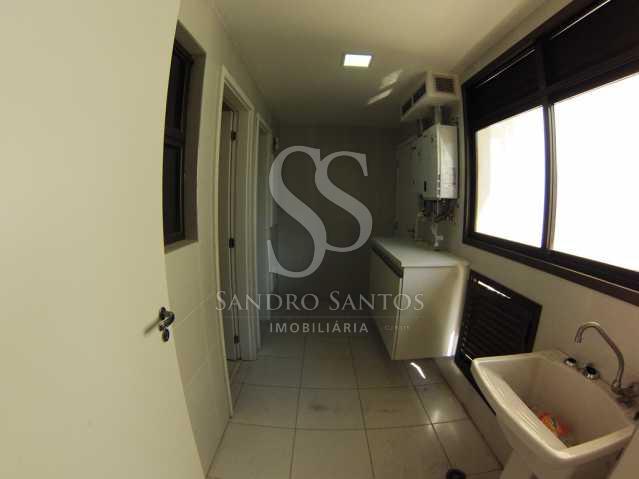ss - Apartamento 3 quartos para alugar Barra da Tijuca, Zona Oeste,Rio de Janeiro - R$ 8.000 - SSAP30146 - 7