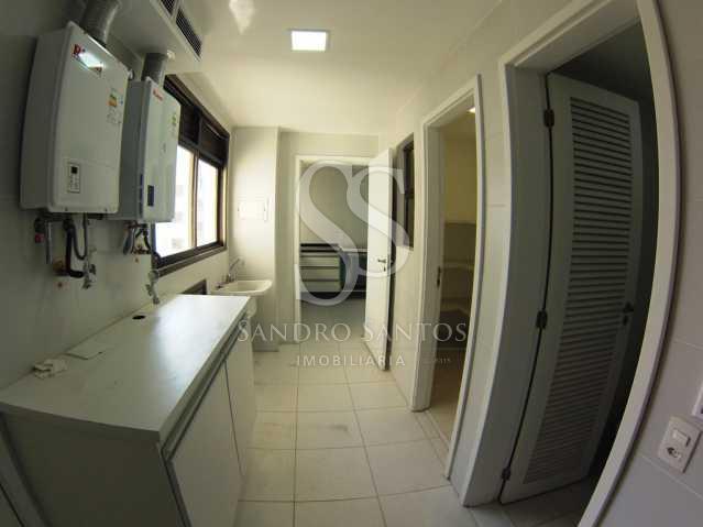 ss - Apartamento 3 quartos para alugar Barra da Tijuca, Zona Oeste,Rio de Janeiro - R$ 8.000 - SSAP30146 - 11