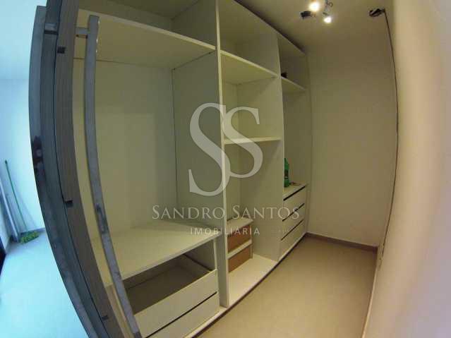 ss - Apartamento 3 quartos para alugar Barra da Tijuca, Zona Oeste,Rio de Janeiro - R$ 8.000 - SSAP30146 - 17