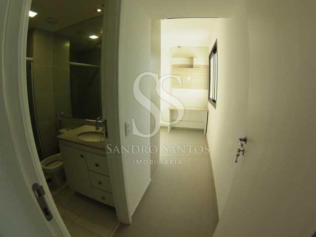 ss - Apartamento 3 quartos para alugar Barra da Tijuca, Zona Oeste,Rio de Janeiro - R$ 8.000 - SSAP30146 - 20