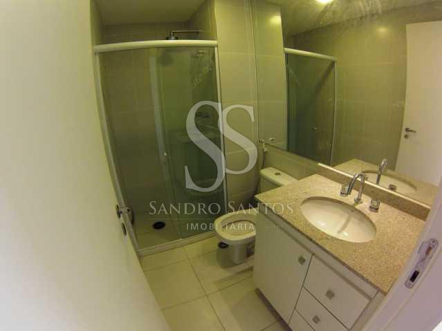 SS - Apartamento 3 quartos para alugar Barra da Tijuca, Zona Oeste,Rio de Janeiro - R$ 8.000 - SSAP30146 - 21