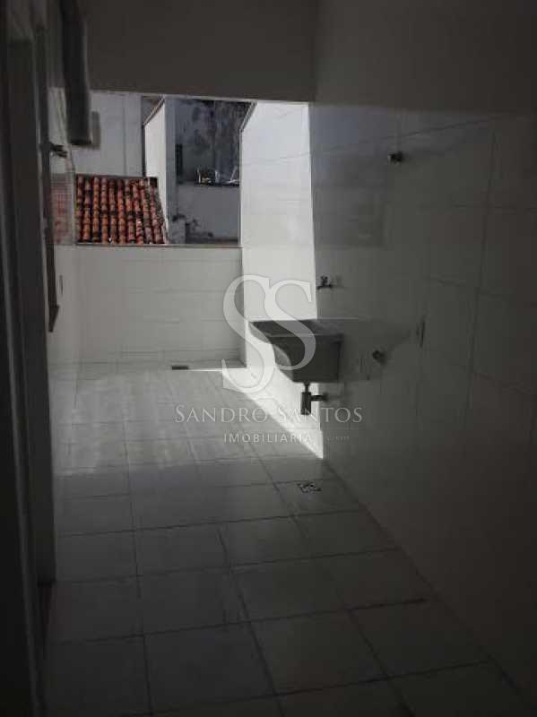 10-COBERTURA - AREA SERVICO 2 - Cobertura À Venda - Recreio dos Bandeirantes - Rio de Janeiro - RJ - SSCO30050 - 11