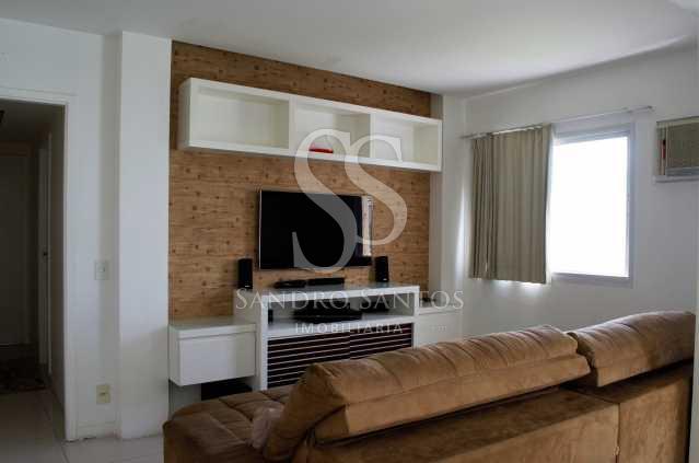 DSC_3764 2 - Apartamento À Venda no Condomínio London Green - Barra da Tijuca - Rio de Janeiro - RJ - SSAP30311 - 6
