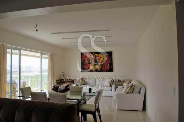 DSC_3770 2 - Apartamento À Venda no Condomínio London Green - Barra da Tijuca - Rio de Janeiro - RJ - SSAP30311 - 7