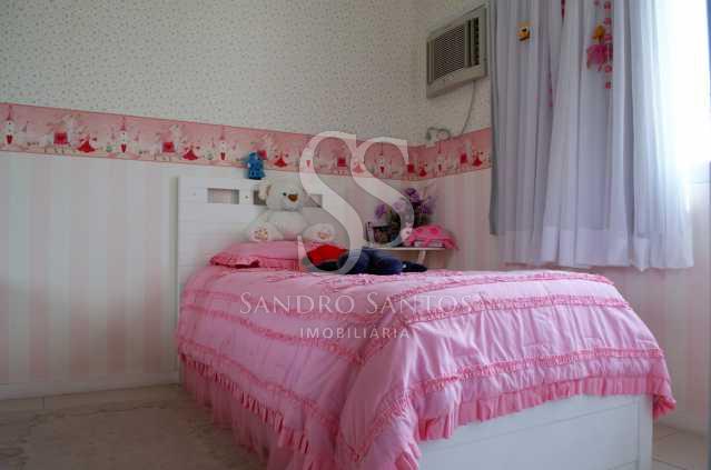 DSC_3777 2 - Apartamento À Venda no Condomínio London Green - Barra da Tijuca - Rio de Janeiro - RJ - SSAP30311 - 9