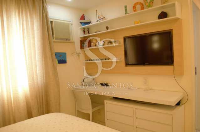DSC_3803 2 - Apartamento À Venda no Condomínio London Green - Barra da Tijuca - Rio de Janeiro - RJ - SSAP30311 - 12