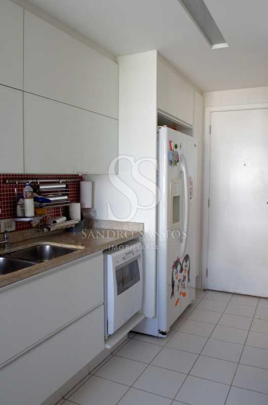 DSC_3816 2 - Apartamento À Venda no Condomínio London Green - Barra da Tijuca - Rio de Janeiro - RJ - SSAP30311 - 20