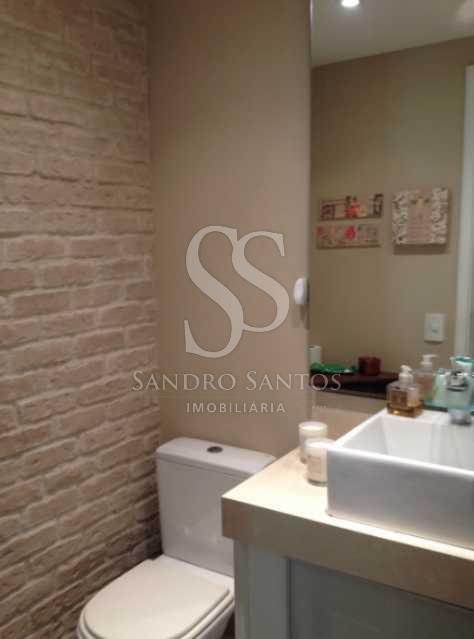 2 - Apartamento À Venda no Condomínio London Green - Barra da Tijuca - Rio de Janeiro - RJ - SSAP40092 - 6