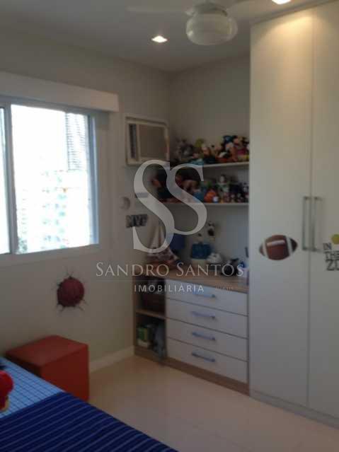 4 - Apartamento À Venda no Condomínio London Green - Barra da Tijuca - Rio de Janeiro - RJ - SSAP40092 - 11