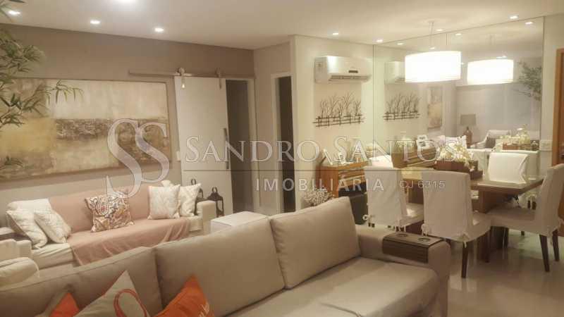 1. - Apartamento À Venda no Condomínio London Green - Barra da Tijuca - Rio de Janeiro - RJ - SSAP40092 - 1