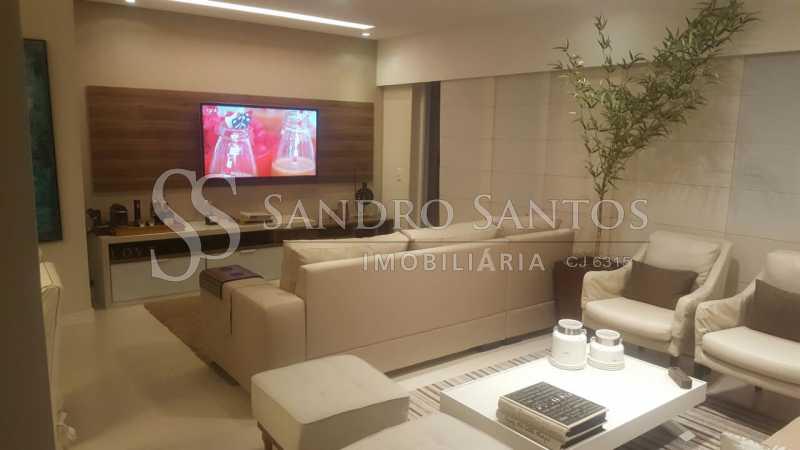 3. - Apartamento À Venda no Condomínio London Green - Barra da Tijuca - Rio de Janeiro - RJ - SSAP40092 - 4