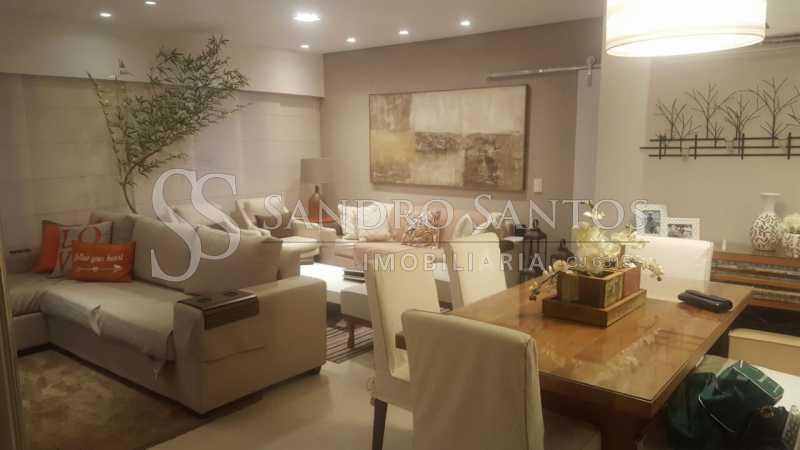 4. - Apartamento À Venda no Condomínio London Green - Barra da Tijuca - Rio de Janeiro - RJ - SSAP40092 - 3