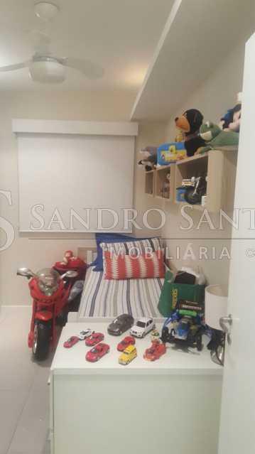8. - Apartamento À Venda no Condomínio London Green - Barra da Tijuca - Rio de Janeiro - RJ - SSAP40092 - 13