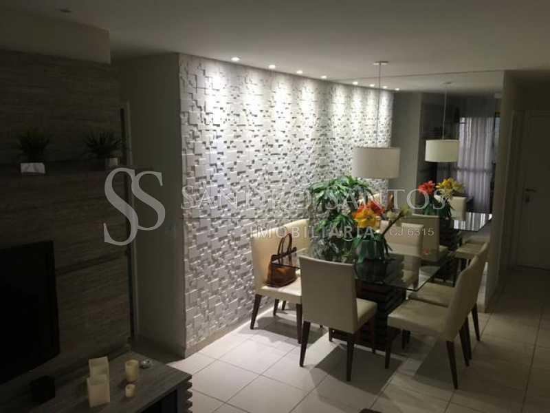 710724026049999 - Apartamento À Venda no Condomínio Residencial Life - Recreio dos Bandeirantes - Rio de Janeiro - RJ - SSAP30529 - 1