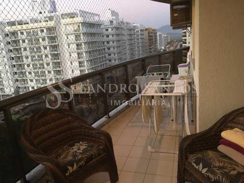 713724027012764 - Apartamento À Venda no Condomínio Residencial Life - Recreio dos Bandeirantes - Rio de Janeiro - RJ - SSAP30529 - 3