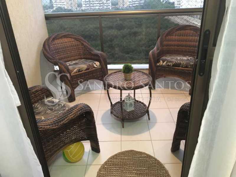 711724028774140 - Apartamento À Venda no Condomínio Residencial Life - Recreio dos Bandeirantes - Rio de Janeiro - RJ - SSAP30529 - 4