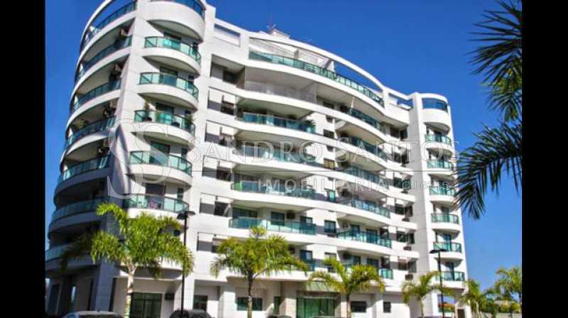 710724028775274 - Apartamento À Venda no Condomínio Residencial Life - Recreio dos Bandeirantes - Rio de Janeiro - RJ - SSAP30529 - 7