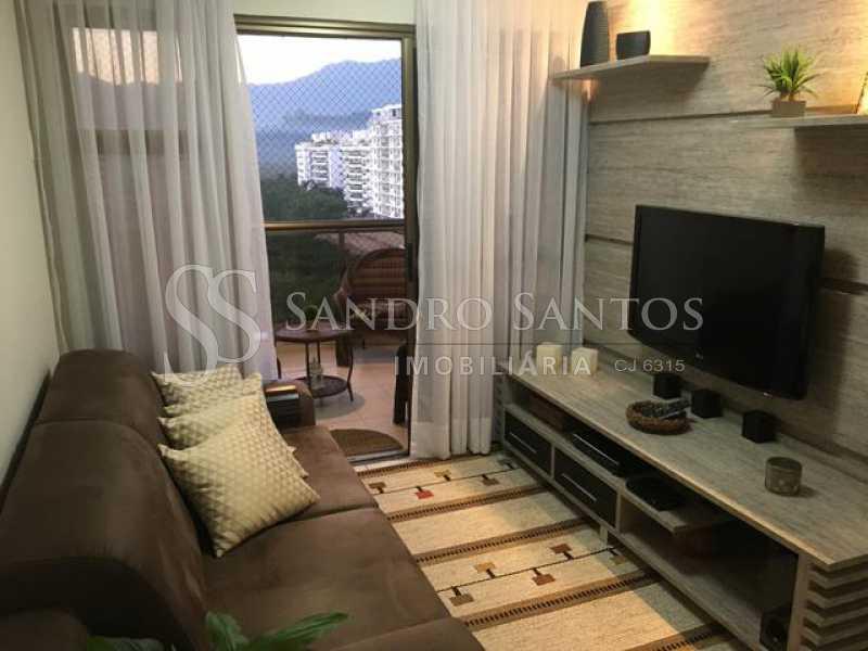 711724020499320 - Apartamento À Venda no Condomínio Residencial Life - Recreio dos Bandeirantes - Rio de Janeiro - RJ - SSAP30529 - 8