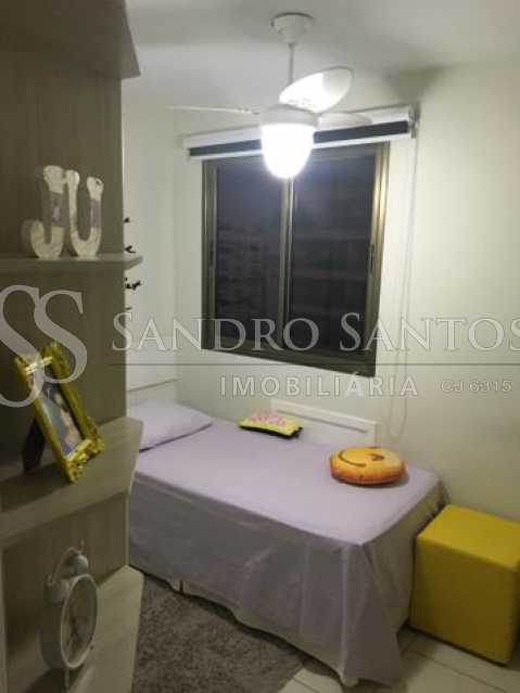 716724027350665 - Apartamento À Venda no Condomínio Residencial Life - Recreio dos Bandeirantes - Rio de Janeiro - RJ - SSAP30529 - 13