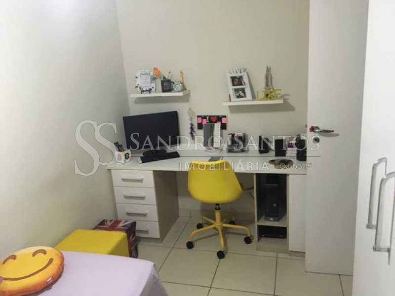 717724024473710 - Apartamento À Venda no Condomínio Residencial Life - Recreio dos Bandeirantes - Rio de Janeiro - RJ - SSAP30529 - 17