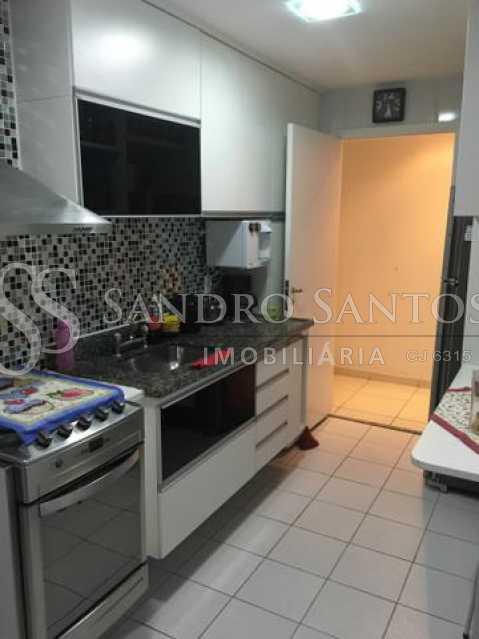 712724025405336 - Apartamento À Venda no Condomínio Residencial Life - Recreio dos Bandeirantes - Rio de Janeiro - RJ - SSAP30529 - 19