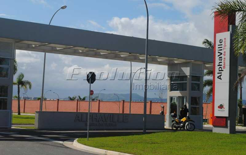 1. - Terreno À Venda no Condomínio Alphaville Barra da Tijuca - Barra da Tijuca - Rio de Janeiro - RJ - SSUF00037 - 1