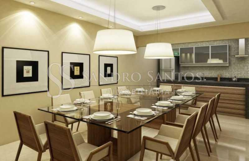 ss 4 - Apartamento À Venda no Condomínio WONDERFULL MY LIFESTYLE RESORT - Recreio dos Bandeirantes - Rio de Janeiro - RJ - SSAP30600 - 21