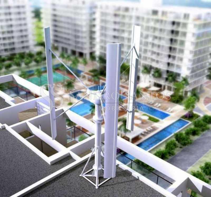 ss 8 - Apartamento À Venda no Condomínio WONDERFULL MY LIFESTYLE RESORT - Recreio dos Bandeirantes - Rio de Janeiro - RJ - SSAP30600 - 17