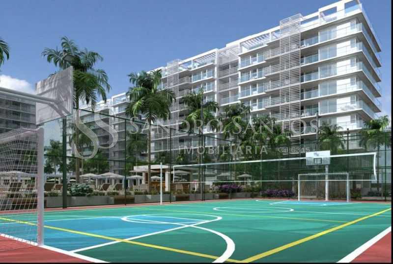 ss 17 - Apartamento À Venda no Condomínio WONDERFULL MY LIFESTYLE RESORT - Recreio dos Bandeirantes - Rio de Janeiro - RJ - SSAP30600 - 19
