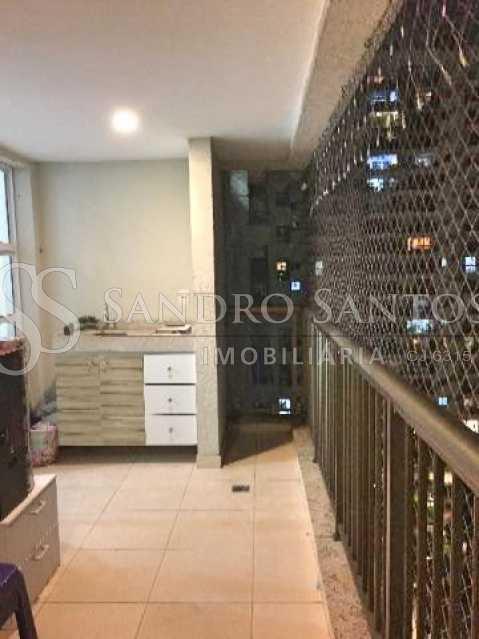 2 - Apartamento À Venda no Condomínio CIDADE JARDIM - RESERVA DO PARQUE - Barra da Tijuca - Rio de Janeiro - RJ - SSAP30601 - 3