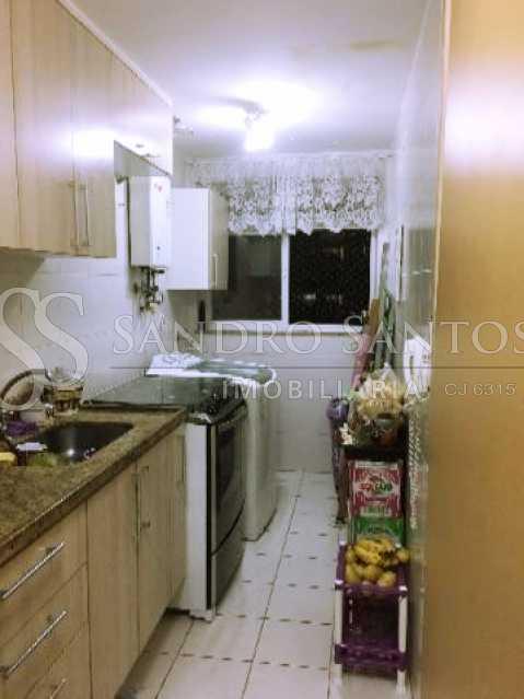 6 - Apartamento À Venda no Condomínio CIDADE JARDIM - RESERVA DO PARQUE - Barra da Tijuca - Rio de Janeiro - RJ - SSAP30601 - 7