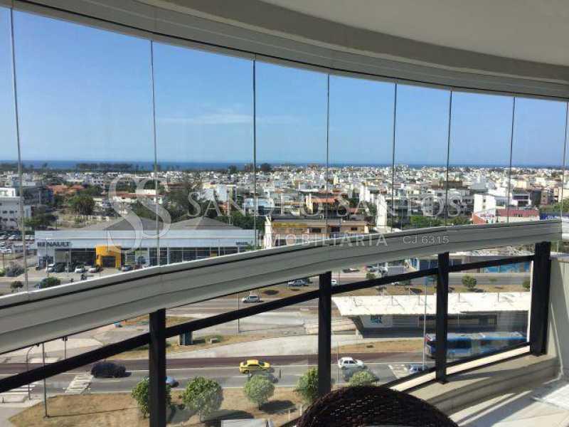 1 - Apartamento À Venda no Condomínio JARDINS DO RECREIO - Recreio dos Bandeirantes - Rio de Janeiro - RJ - SSAP30606 - 3
