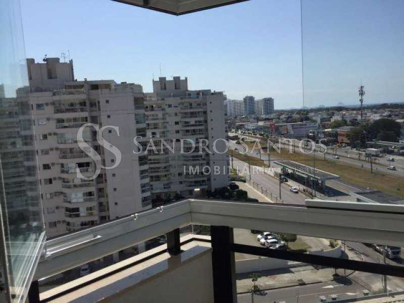 2.1 - Apartamento À Venda no Condomínio JARDINS DO RECREIO - Recreio dos Bandeirantes - Rio de Janeiro - RJ - SSAP30606 - 4