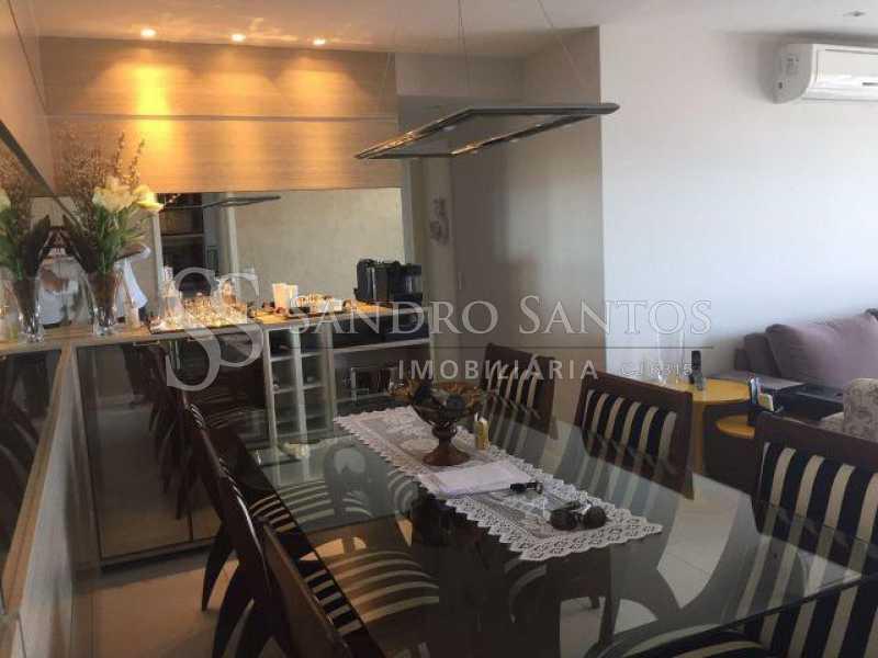 2 - Apartamento À Venda no Condomínio JARDINS DO RECREIO - Recreio dos Bandeirantes - Rio de Janeiro - RJ - SSAP30606 - 5