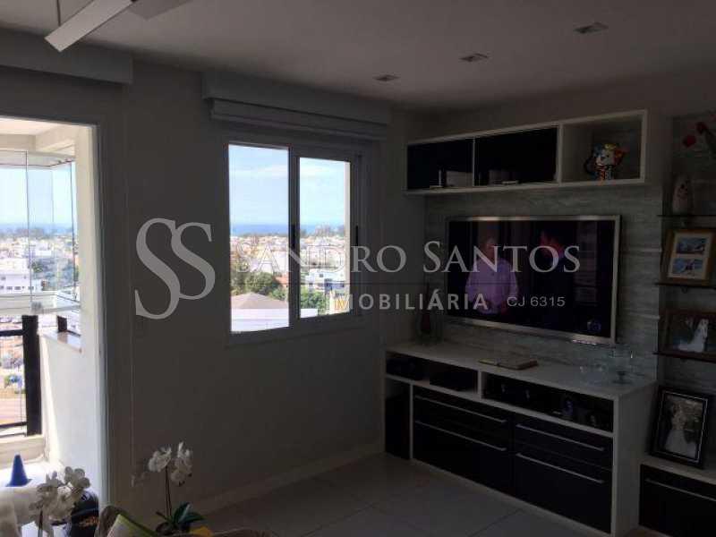 3.1 - Apartamento À Venda no Condomínio JARDINS DO RECREIO - Recreio dos Bandeirantes - Rio de Janeiro - RJ - SSAP30606 - 6