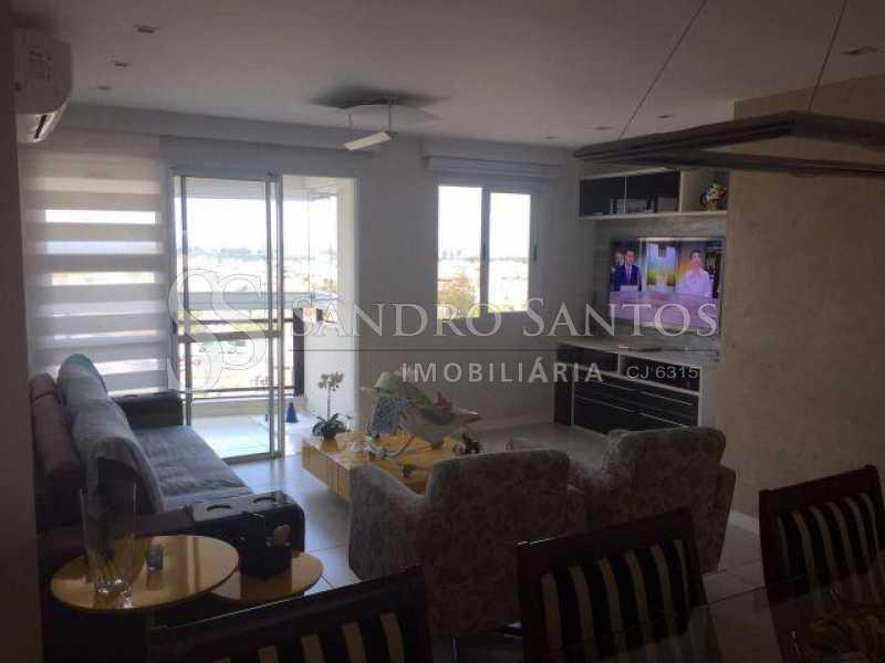 4 - Apartamento À Venda no Condomínio JARDINS DO RECREIO - Recreio dos Bandeirantes - Rio de Janeiro - RJ - SSAP30606 - 8