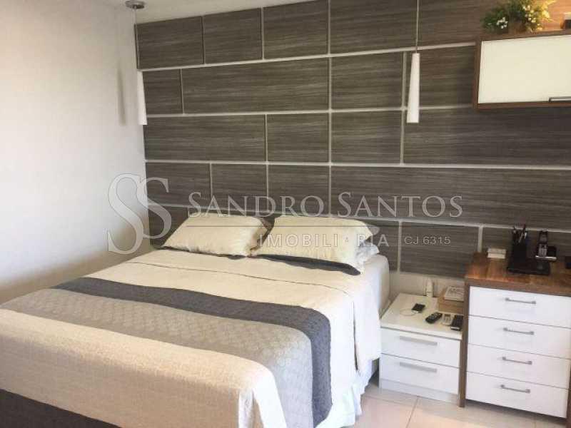 6 - Apartamento À Venda no Condomínio JARDINS DO RECREIO - Recreio dos Bandeirantes - Rio de Janeiro - RJ - SSAP30606 - 10