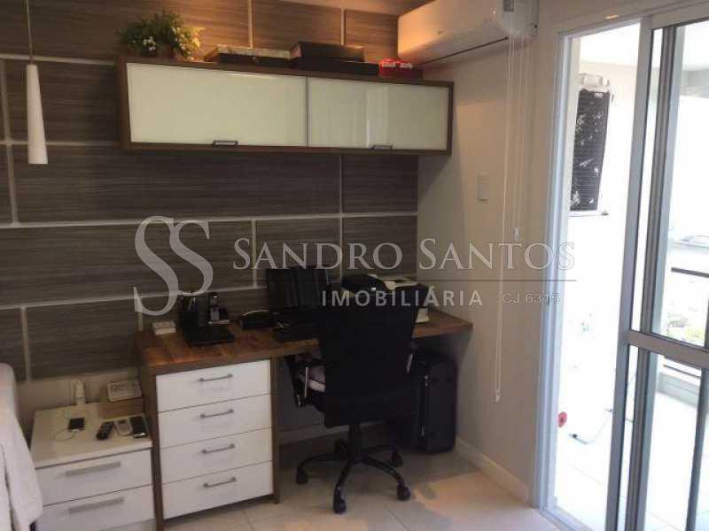 7 - Apartamento À Venda no Condomínio JARDINS DO RECREIO - Recreio dos Bandeirantes - Rio de Janeiro - RJ - SSAP30606 - 11