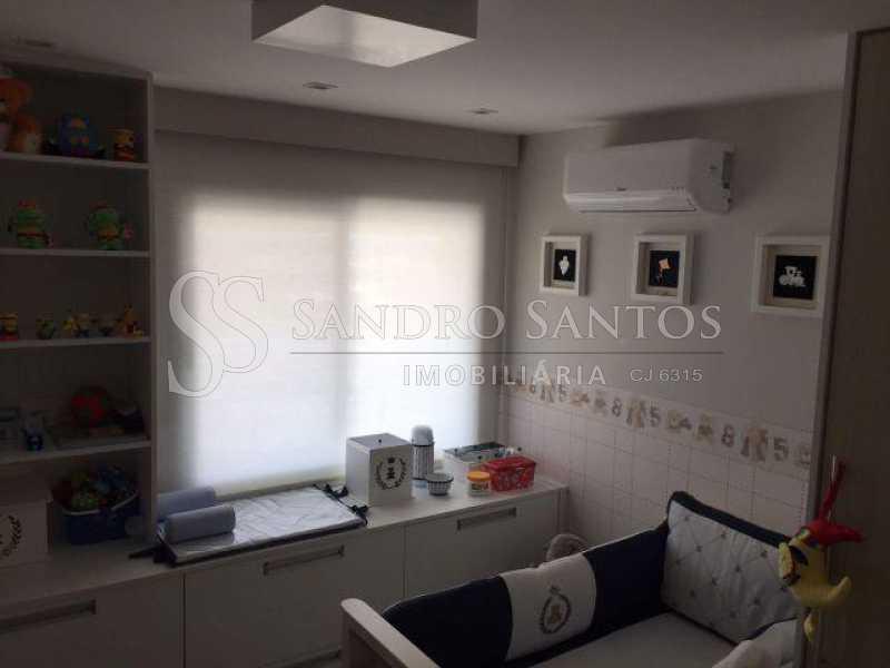 9 - Apartamento À Venda no Condomínio JARDINS DO RECREIO - Recreio dos Bandeirantes - Rio de Janeiro - RJ - SSAP30606 - 13