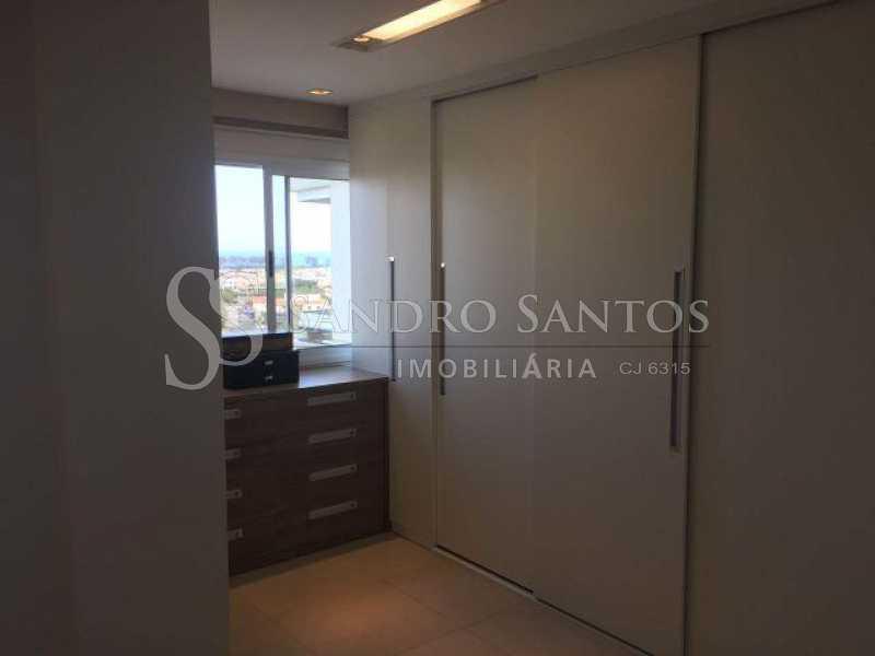 14 - Apartamento À Venda no Condomínio JARDINS DO RECREIO - Recreio dos Bandeirantes - Rio de Janeiro - RJ - SSAP30606 - 18