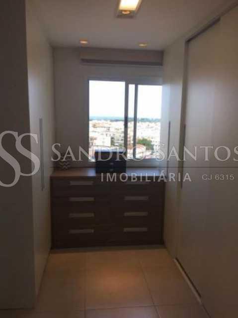 15 - Apartamento À Venda no Condomínio JARDINS DO RECREIO - Recreio dos Bandeirantes - Rio de Janeiro - RJ - SSAP30606 - 19